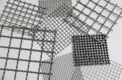 Decorative Woven Wire Meshes