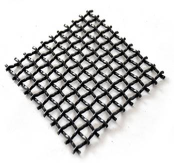 PVC Coated Woven Wire Mesh