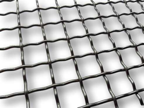 MS / GI Woven Wire Mesh